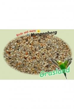 Wellensittichfutter Grasland, 5 kg