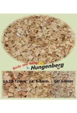 Buchenholzgranulat mittel, 20 kg