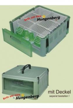 Transportbox TINO, mit Aussenfütterung
