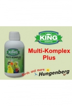 KING Multi - Komplex Plus, 250 ml