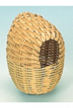 Exotennistkörbchen Bambus gross