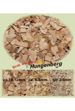 Buchenholzgranulat grob, 4 kg
