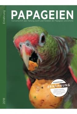 """""""Papageien"""", Sonderheft Ernährung"""