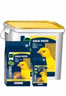 Orlux Gold Patee gelb, im Eimer, 5 kg