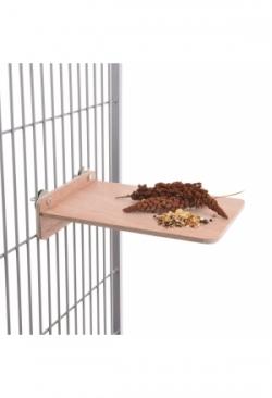 Vogelsitzbrett / Plattform - Medium