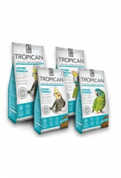 Tropican Lifetime Formula, 8 mm Sticks..