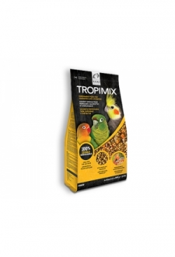 Tropimix Cockatiels and Lovebirds, 3.6..