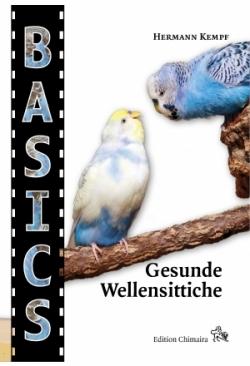 """Hermann Kempf: """"Gesunde Wellensittiche"""""""