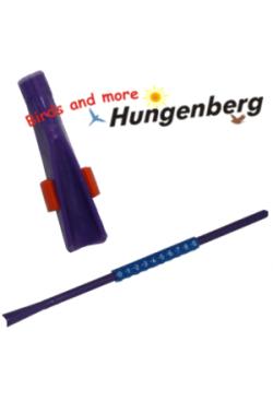 Plastikringe 3 mm auf Anziehstange, 10 Stück nummeriert